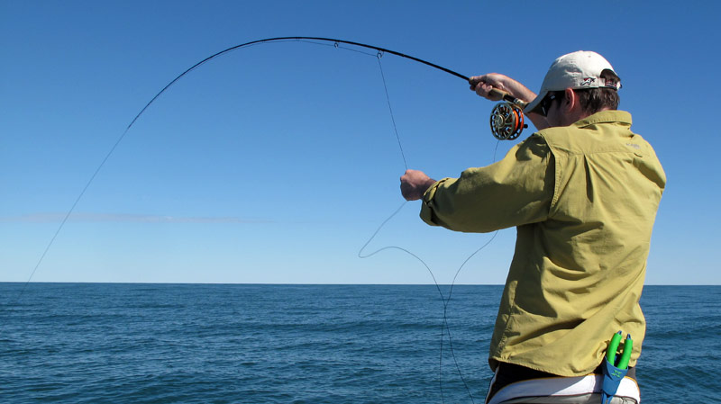 10 day fly fishing odyssey in exmouth wa south african for Wa fly fishing forum